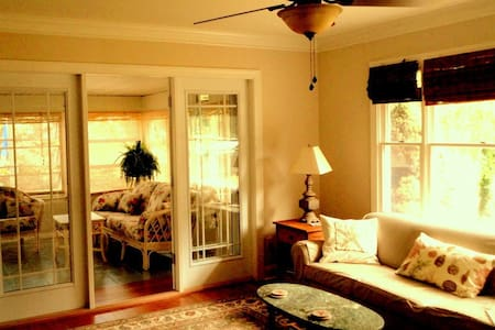 Charming, Classic Rehoboth Beach Cottage - Rehoboth Beach - Σπίτι