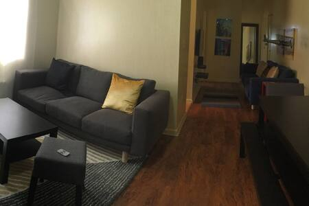 Comfy Family Friendly 2Bed w/Parking -15Min to NYC - North Bergen - Apartment