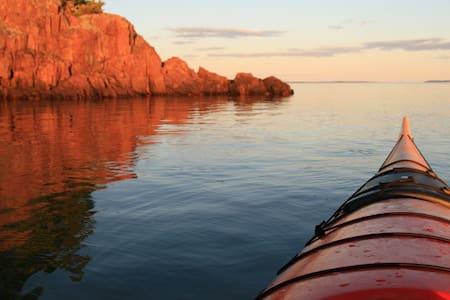 Serenity by the sea Cottage - Kisház