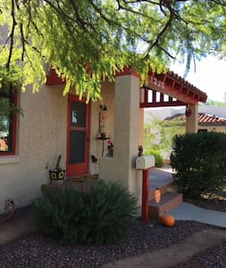 Charming Historic Home, close to U of A - Tucson - Casa