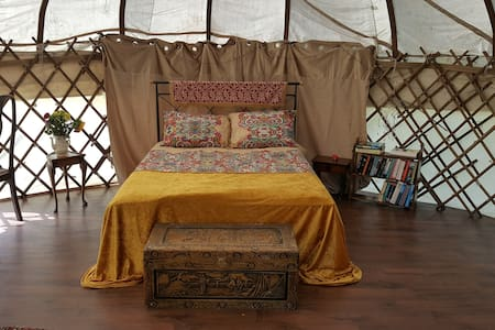 Bothinn Yurt - Devon