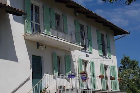 Natura e relax tra le colline del Monferrato - Pino D'asti - Rumah