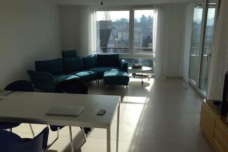 Modern and quiet business apartment - Wohnung
