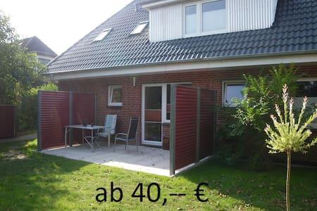 "In 2014 renovierte Fewo ""Süderoog"" - Apartmen"