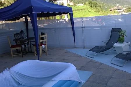Appartement prés du lac léman et de la Suisse - Saint-Gingolph - Appartamento