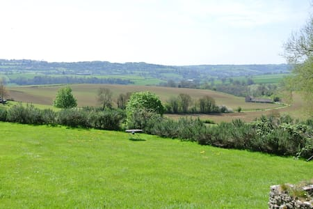 Beautiful Cottage with Stunning views Nr Bath BBC - Colerne