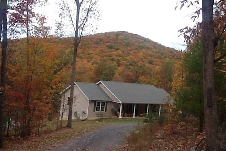 Peaceful Mountain Home in Luray - Luray - 단독주택