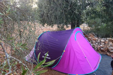 Camping Nature Cigalle - Tent