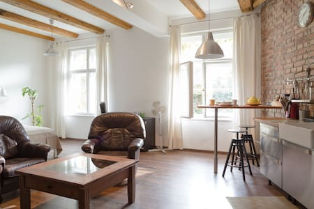 Good Vibe Studio in Old Town - Apartamento