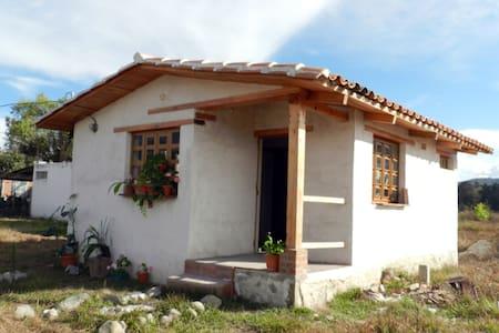Casita con encanto rural en Huehuetenango - Rumah