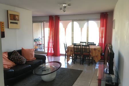 Très beau F3 calme Port Ariane - Appartement