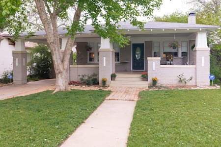 Charming Bungalow-Cultural District - Fort Worth - House