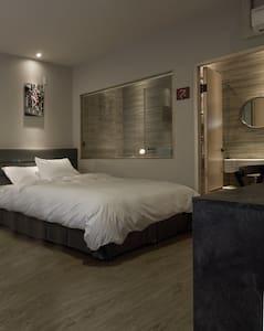 3JD.HOME 標準四人房 - Yuchi Township - Bed & Breakfast