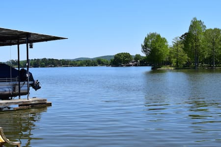 Lake Hamilton Family Retreat - Kayaks, Games, PS3 - Lake Hamilton - Hus