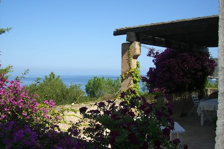 Casa Julia house - 3 br - 12km from Ajaccio - Rumah