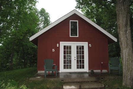 Sunset Cabin #5 - Wohnung