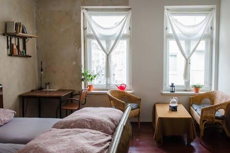 Siège de projet à Leipzig - Leipzig - Maison de ville