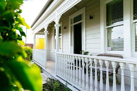 Bright and spacious Grey Lynn villa
