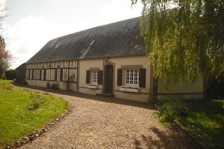 LONGERE HAUTE NORMANDIE - Haus