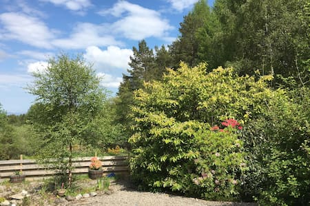Beauly- Room for 3- central for touring - Bungalou