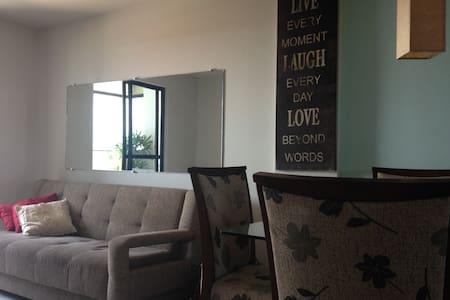 Beautiful beach apartment in Cotovelo - Parnamirim - Apartamento