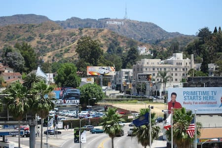 Hollywood Prime Location - Los Angeles - Apartment