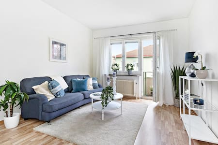 Apartment near Stockholm centre - Appartamento