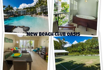 Beach Club Oasis 3322 Palm Cove - Palm Cove - Apartment