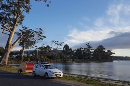 Tassie Teardrop Trailer - explore Tasmania - Camper/RV