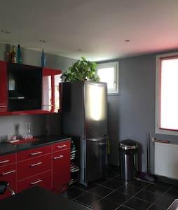 T2 proche de lyon 20 min - Montluel - Appartamento