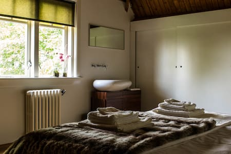 Egmondsoord: spacious & luxurious guesthouse - Szoba reggelivel