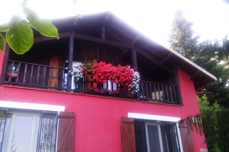 B&B La Capanna Rossa camera Ortensia - Bed & Breakfast