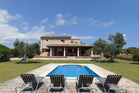 Ses Poves - For 6 people (Great for families) - Alcúdia - Villa