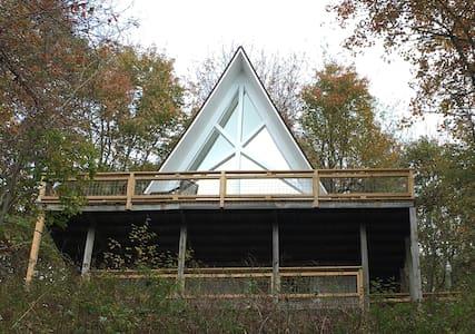 New!  Chestnut Ridge Chalet - Meadows of Dan - Lomamökki