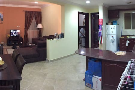 1 HBK Furnished, gym, pool, parking - Apartamento