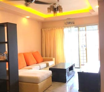 Budget Condo Homestay 5 mins to KL City Centre - Társasház
