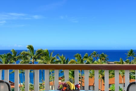 Beautiful unit & best views in Poipu, Nihi Kai 833 - Poipu - Wohnung