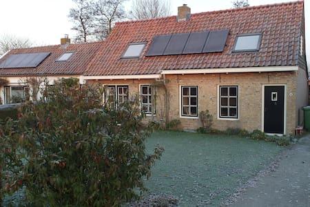 ECOFRIENDLY vakantiehuis - Wissenkerke