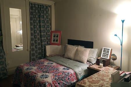 Convenient cozy in Downtown Boston - Lakás