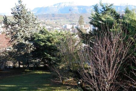 Maison superbe vue sur la Chartreus - Dom