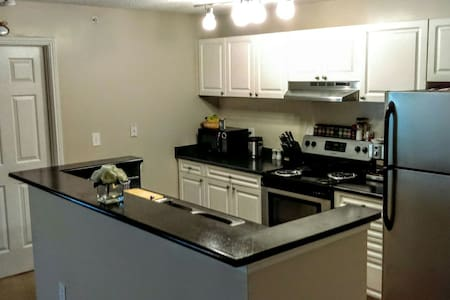 Modern&Complete 2 bedroom apartment near UNC - Carrboro - Byt