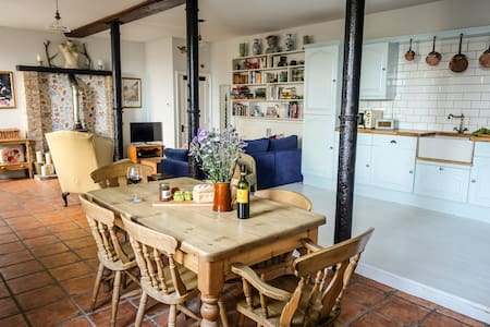 Beautiful converted farm stables. - Higher Clovelly