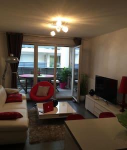 Bel appartement 60m2,balcon,parking - Vénissieux - Apartment