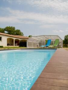 Casa bianca Ste Baume, meublé 4 étoiles - Plan-d'Aups-Sainte-Baume - Huis