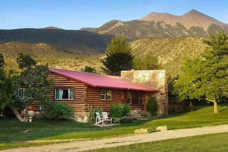 Pack Creek ~ Ranch House - Moab - Cabin