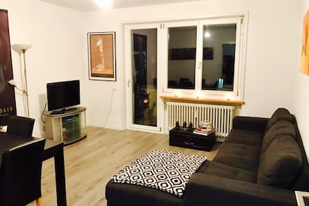 Private room in the heart of Biel. - Bienne - Apartemen