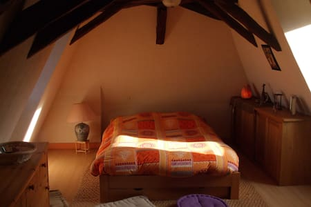 chambre individuelle - Huis