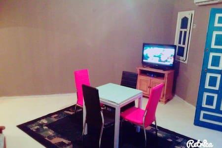 studio en plein zone touristique - Rumah