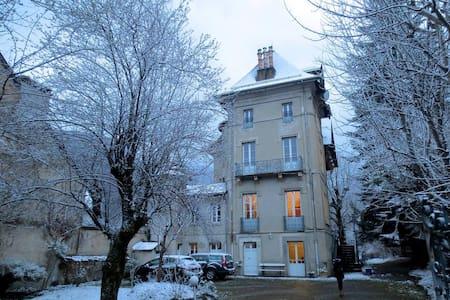 Chambre La Marquise de Maintenon. - Bagnères-de-Luchon - Bed & Breakfast