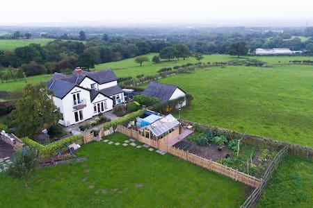Windgather, Luxury, Rural Retreat in Lyme Park - Bed & Breakfast